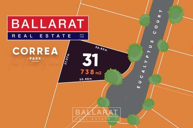 Lot 31 Eucalyptus Court, Beaufort VIC 3373