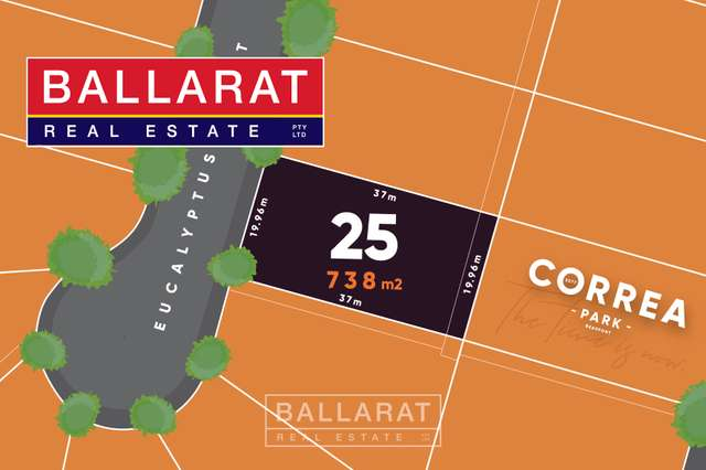 Lot 25 Eucalyptus Court, Beaufort VIC 3373