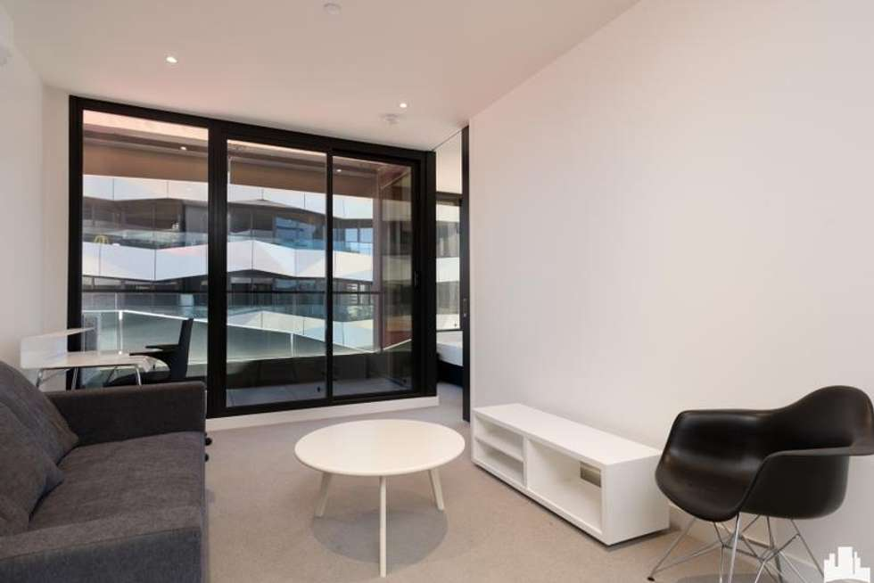 Second view of Homely apartment listing, 1702/120 A'beckett Street, Melbourne VIC 3000