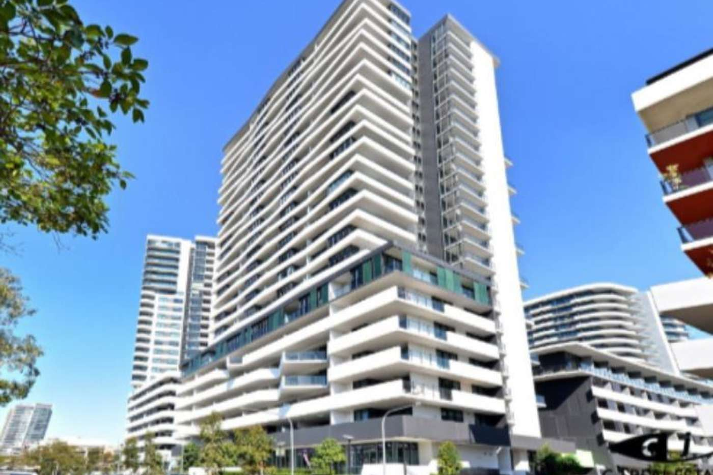 Main view of Homely apartment listing, 510/46 Walker Street, Rhodes NSW 2138