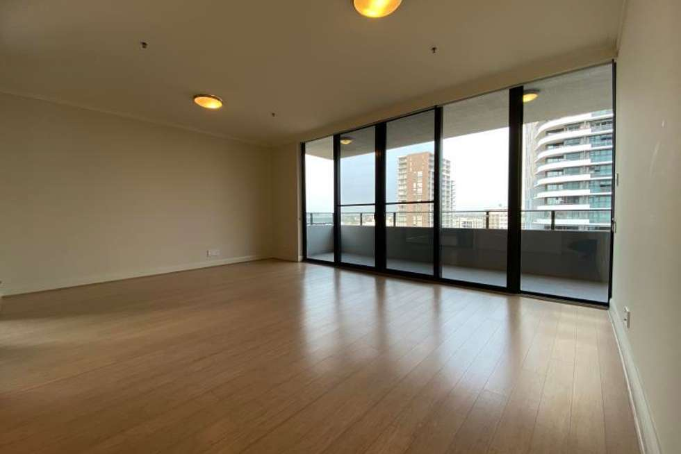 Second view of Homely apartment listing, 510/46 Walker Street, Rhodes NSW 2138