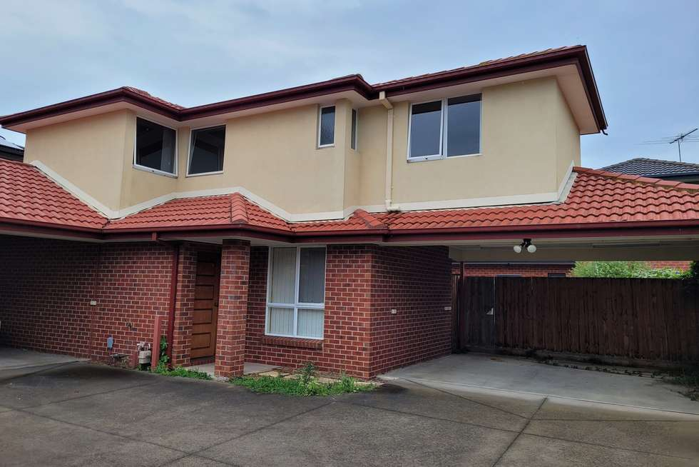 Second view of Homely townhouse listing, 3/53 Marshall Avenue, Clayton VIC 3168