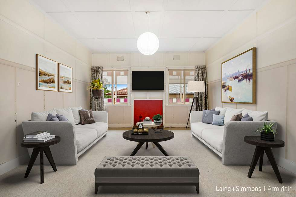 Third view of Homely house listing, 50 Newton Street, Armidale NSW 2350