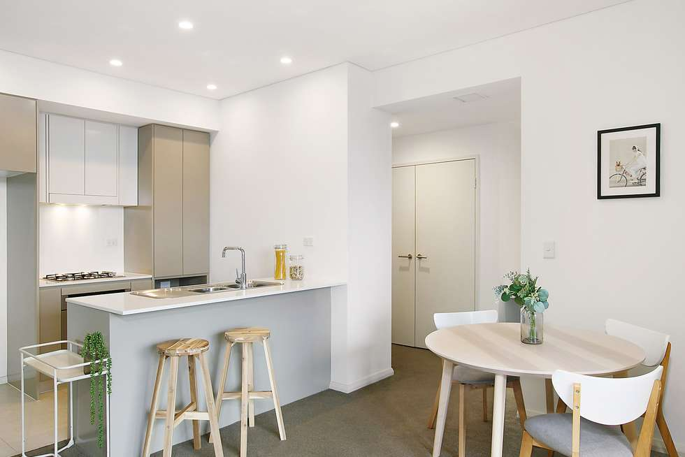 Second view of Homely apartment listing, 5032/78A Belmore Street, Ryde NSW 2112