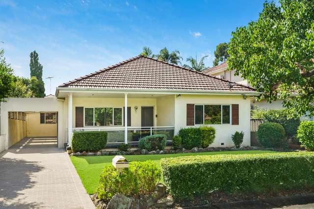 20 Myee Avenue, Strathfield NSW 2135