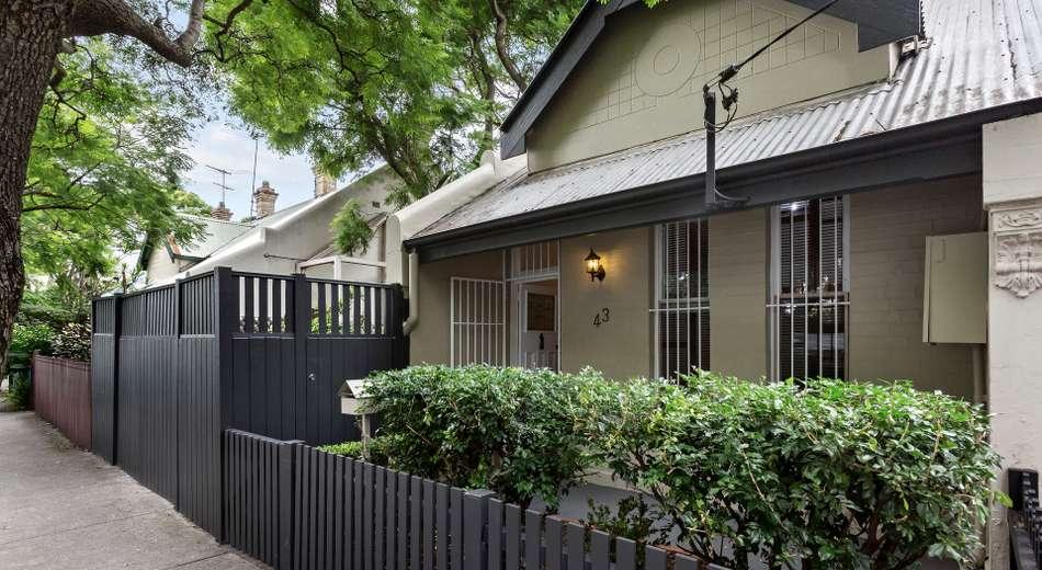 43 Ashmore Street, Erskineville NSW 2043