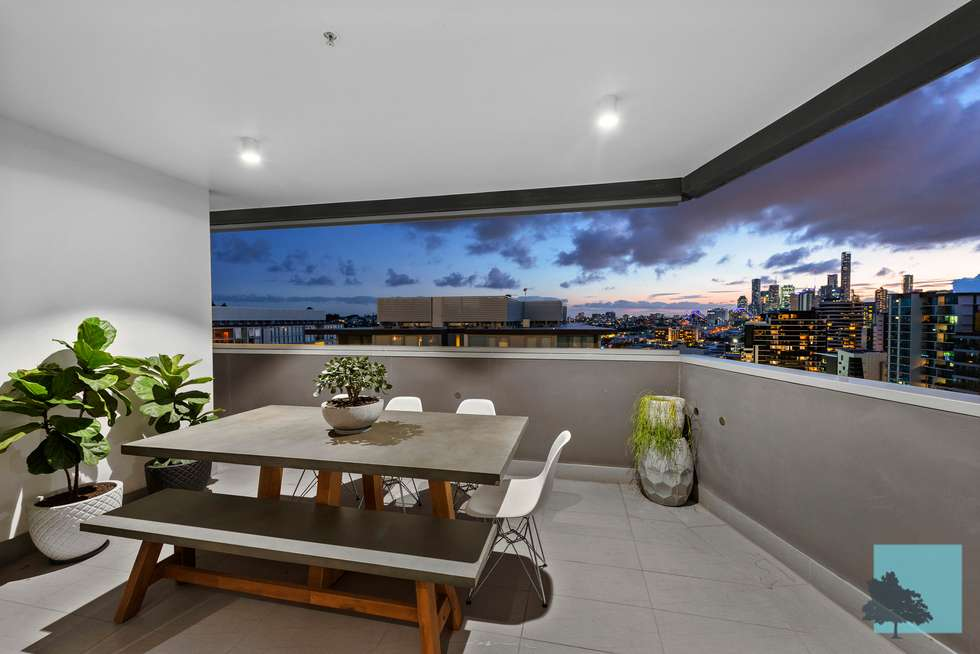 Third view of Homely apartment listing, 1413/70 Longland Street, Newstead QLD 4006