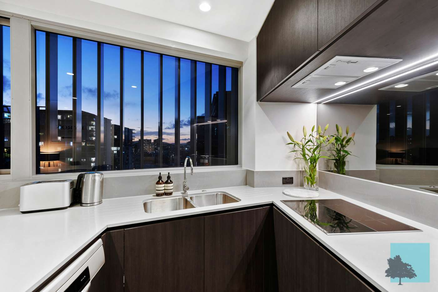 Sixth view of Homely apartment listing, 1413/70 Longland Street, Newstead QLD 4006