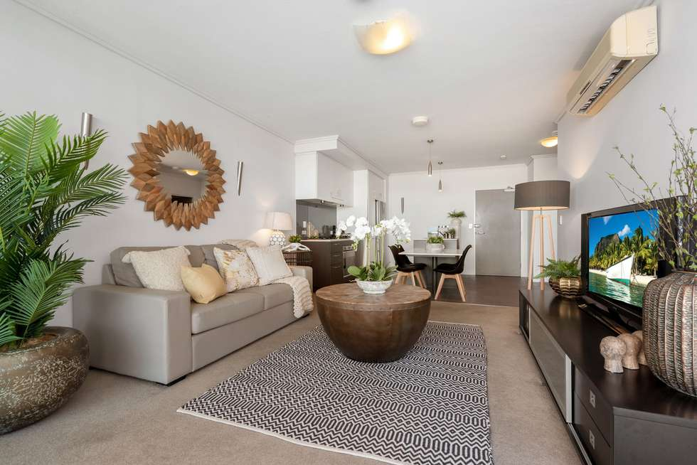 Second view of Homely apartment listing, 876/43 Hercules Street, Hamilton QLD 4007