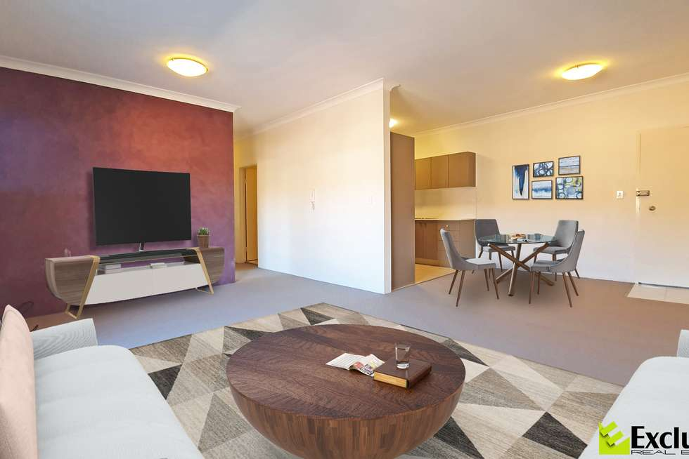 Second view of Homely apartment listing, 19/59-67 Second Avenue, Campsie NSW 2194