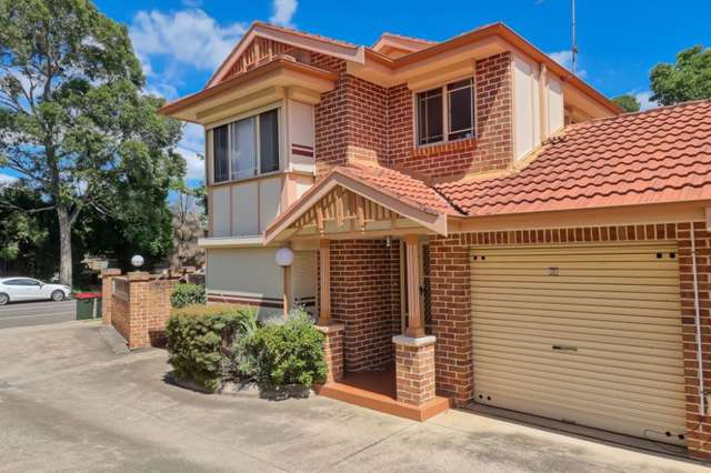 1/91 Pye Road, Quakers Hill NSW 2763