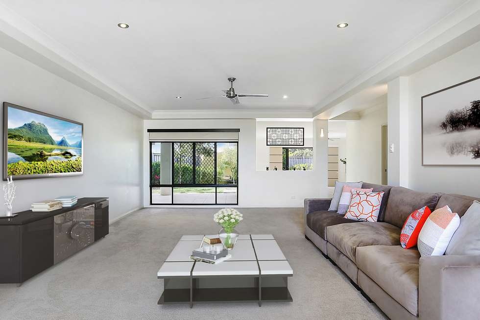 Fourth view of Homely house listing, 1 Bonaire Court, Parrearra QLD 4575