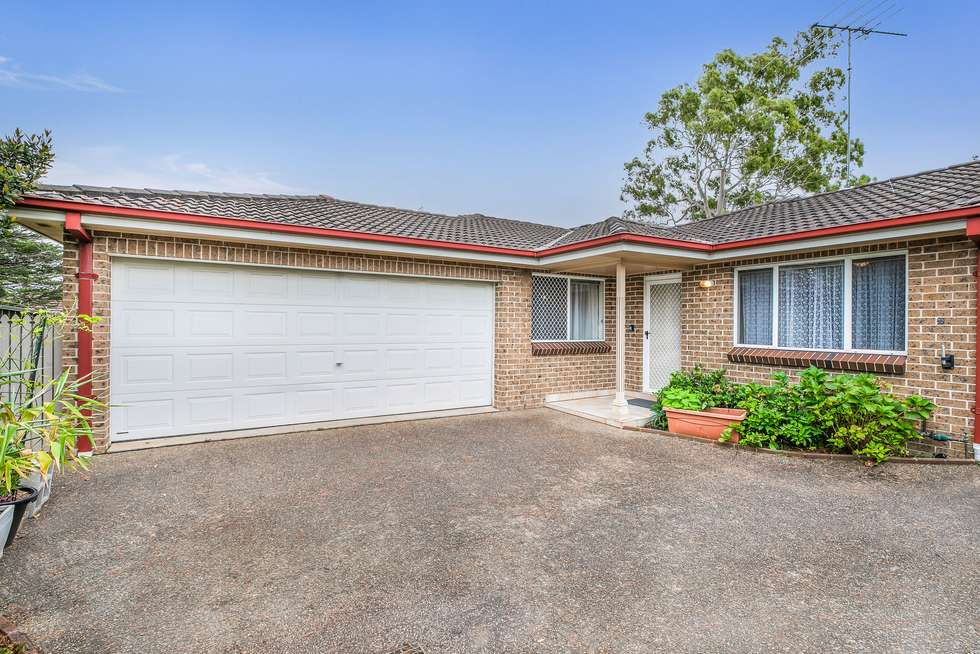 Second view of Homely villa listing, 4/95 Loftus Avenue, Loftus NSW 2232