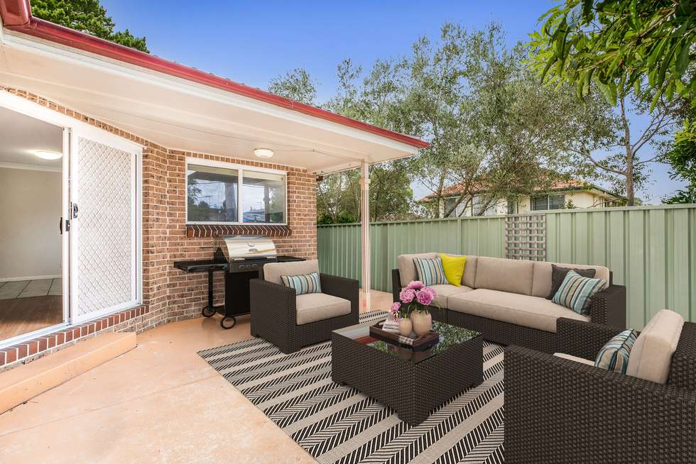 Third view of Homely villa listing, 4/95 Loftus Avenue, Loftus NSW 2232