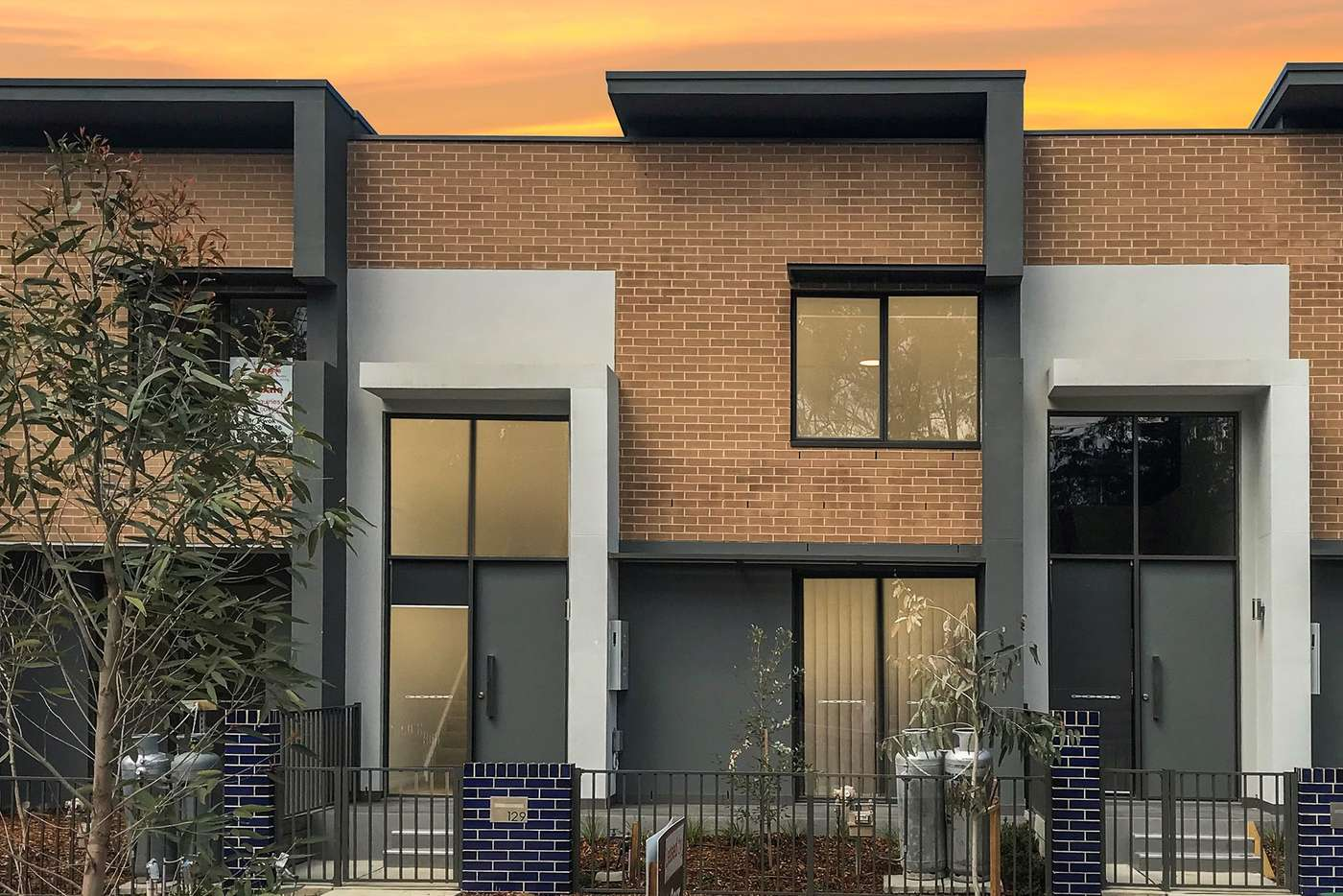 Main view of Homely townhouse listing, 105 Rouse Road, Rouse Hill NSW 2155