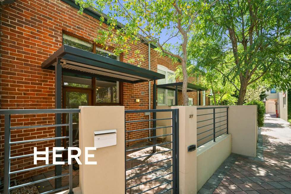 Second view of Homely townhouse listing, 37/177 Oxford Street, Leederville WA 6007