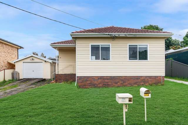 21 & 21a Lewis Street, South Wentworthville NSW 2145