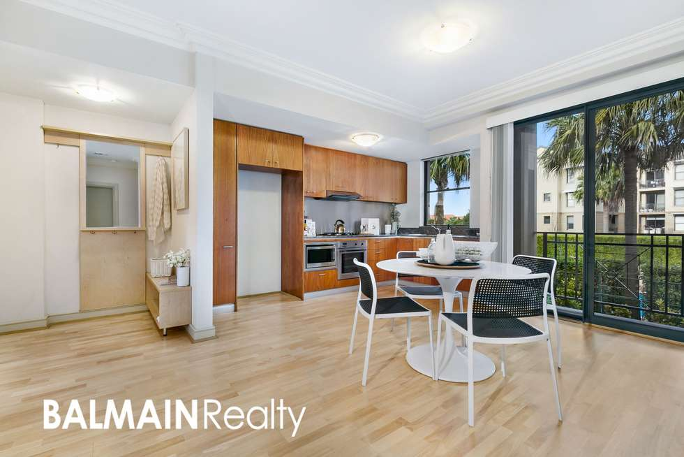 Third view of Homely apartment listing, A16/1 Buchanan Street, Balmain NSW 2041