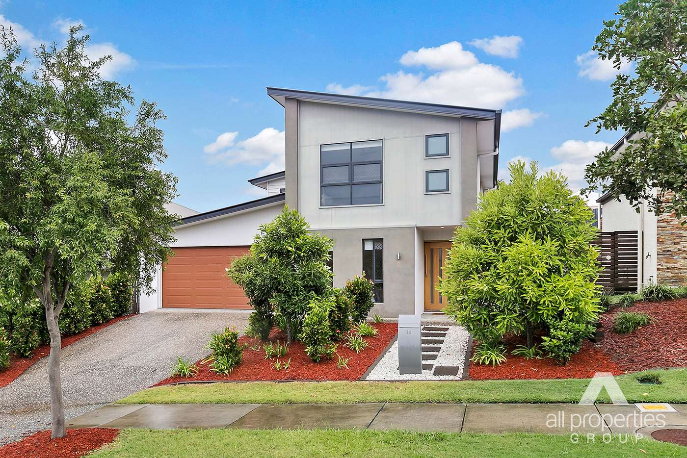 Main view of Homely house listing, 15 Apple Berry Avenue, Coomera QLD 4209