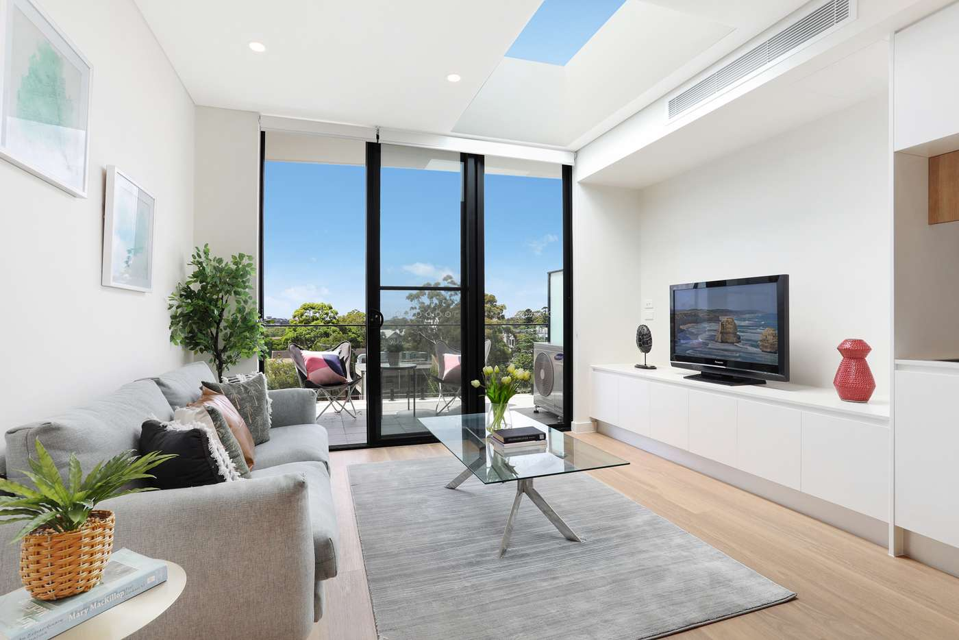 Main view of Homely apartment listing, 706/2 Murrell Street, Ashfield NSW 2131