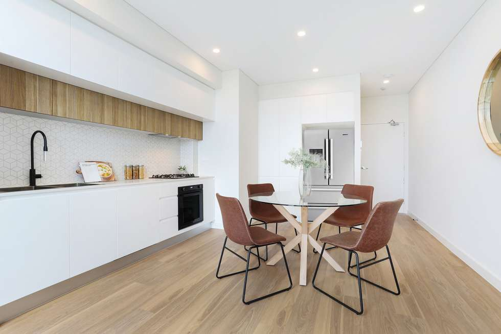 Second view of Homely apartment listing, 706/2 Murrell Street, Ashfield NSW 2131