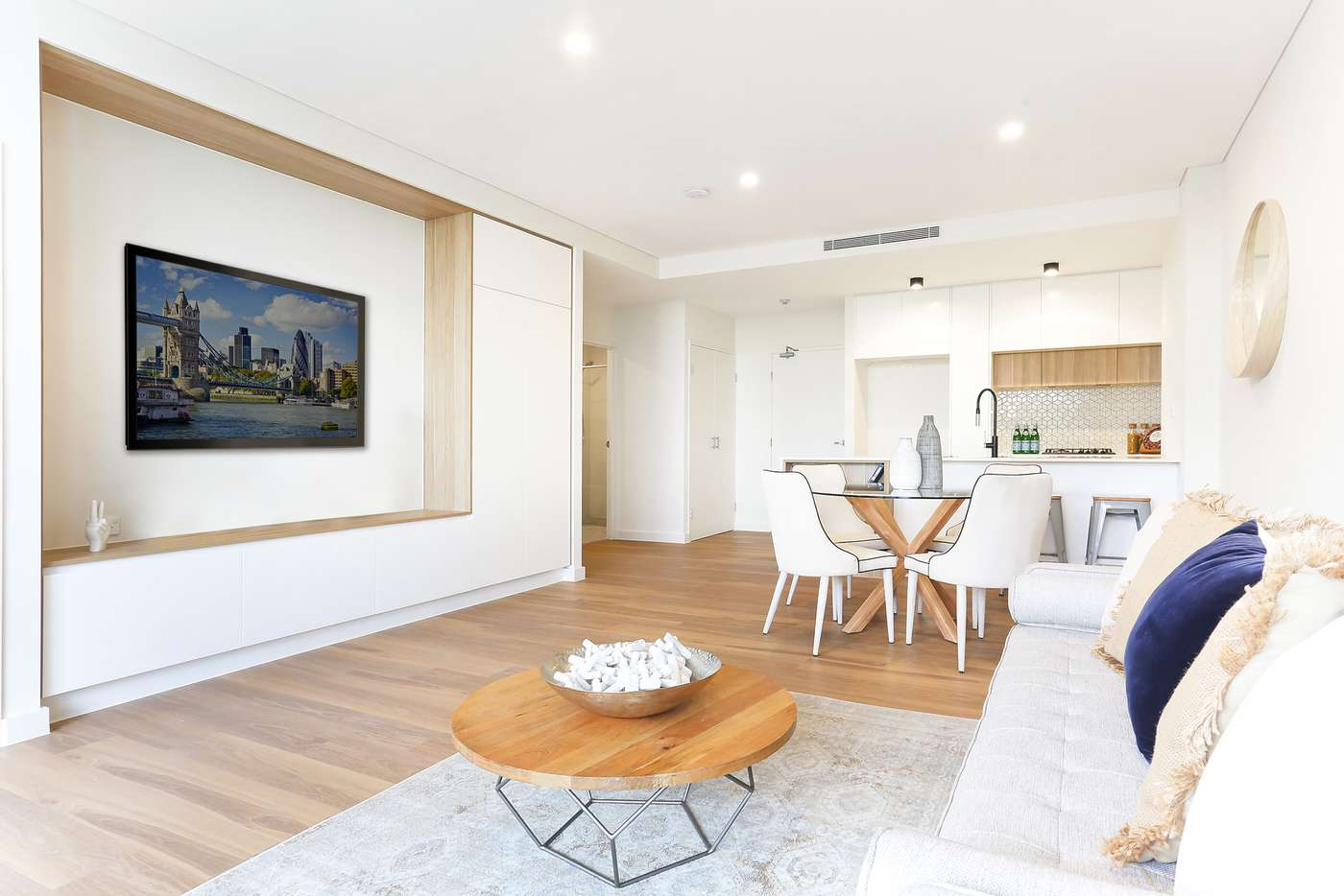 Main view of Homely apartment listing, 305/2 Murrell Street, Ashfield NSW 2131