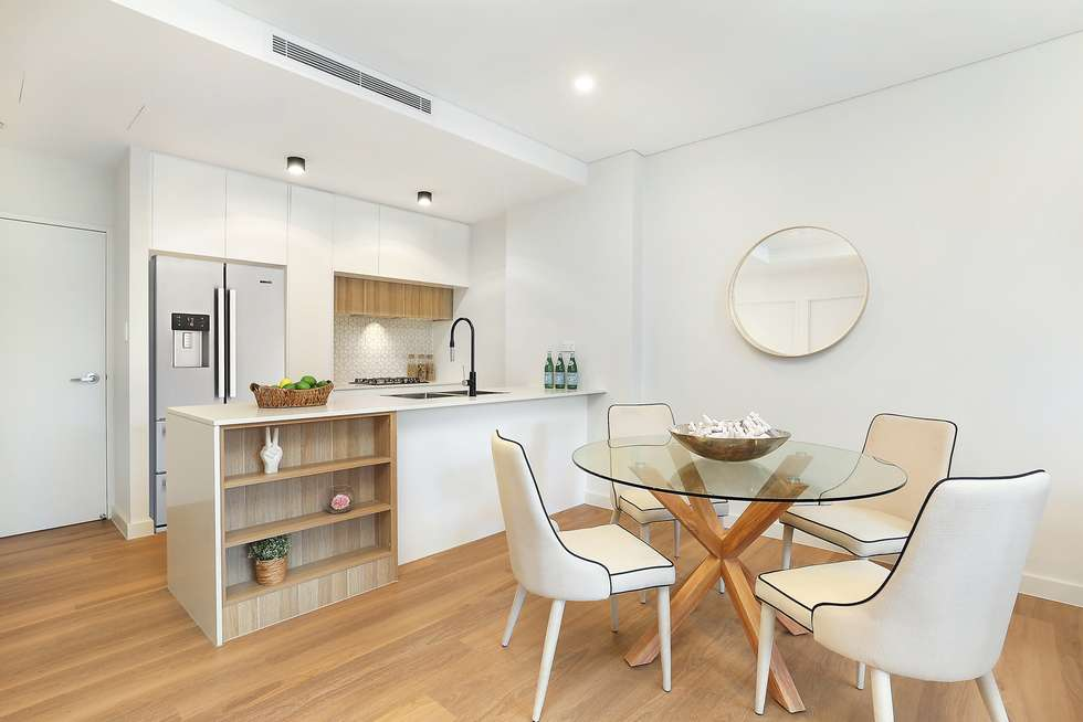Third view of Homely apartment listing, 305/2 Murrell Street, Ashfield NSW 2131