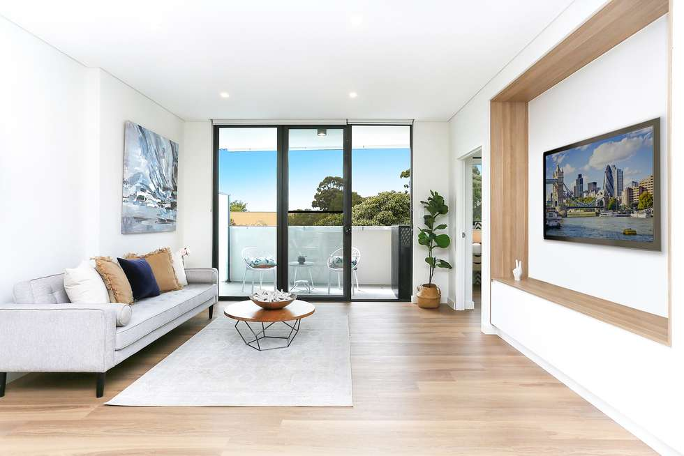 Fourth view of Homely apartment listing, 305/2 Murrell Street, Ashfield NSW 2131