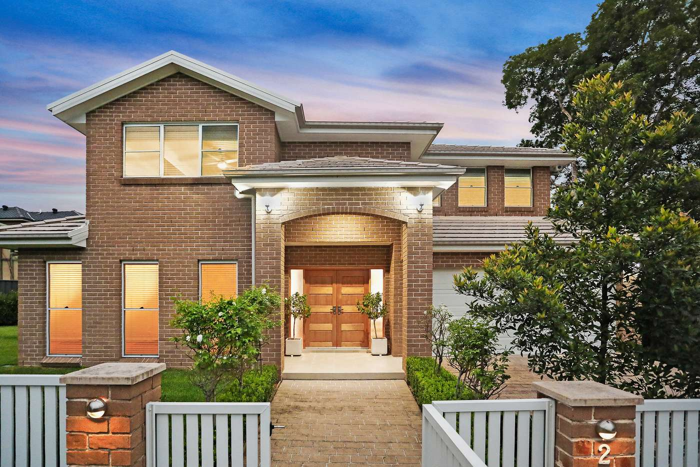 Main view of Homely house listing, 2 Macarthur Avenue, Strathfield NSW 2135