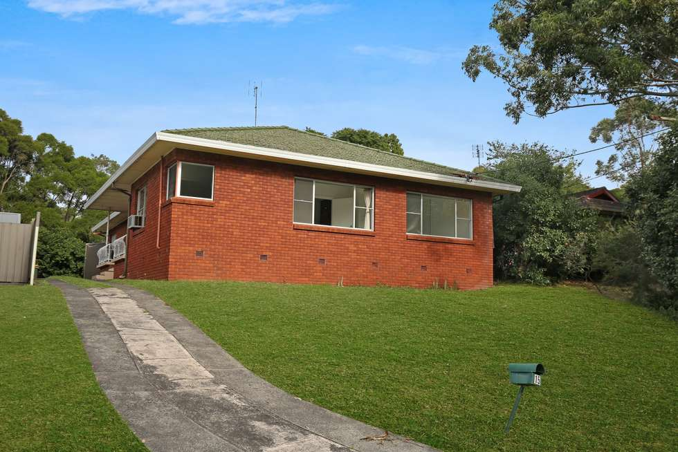 Second view of Homely semiDetached listing, 15 Dallas Street, Keiraville NSW 2500