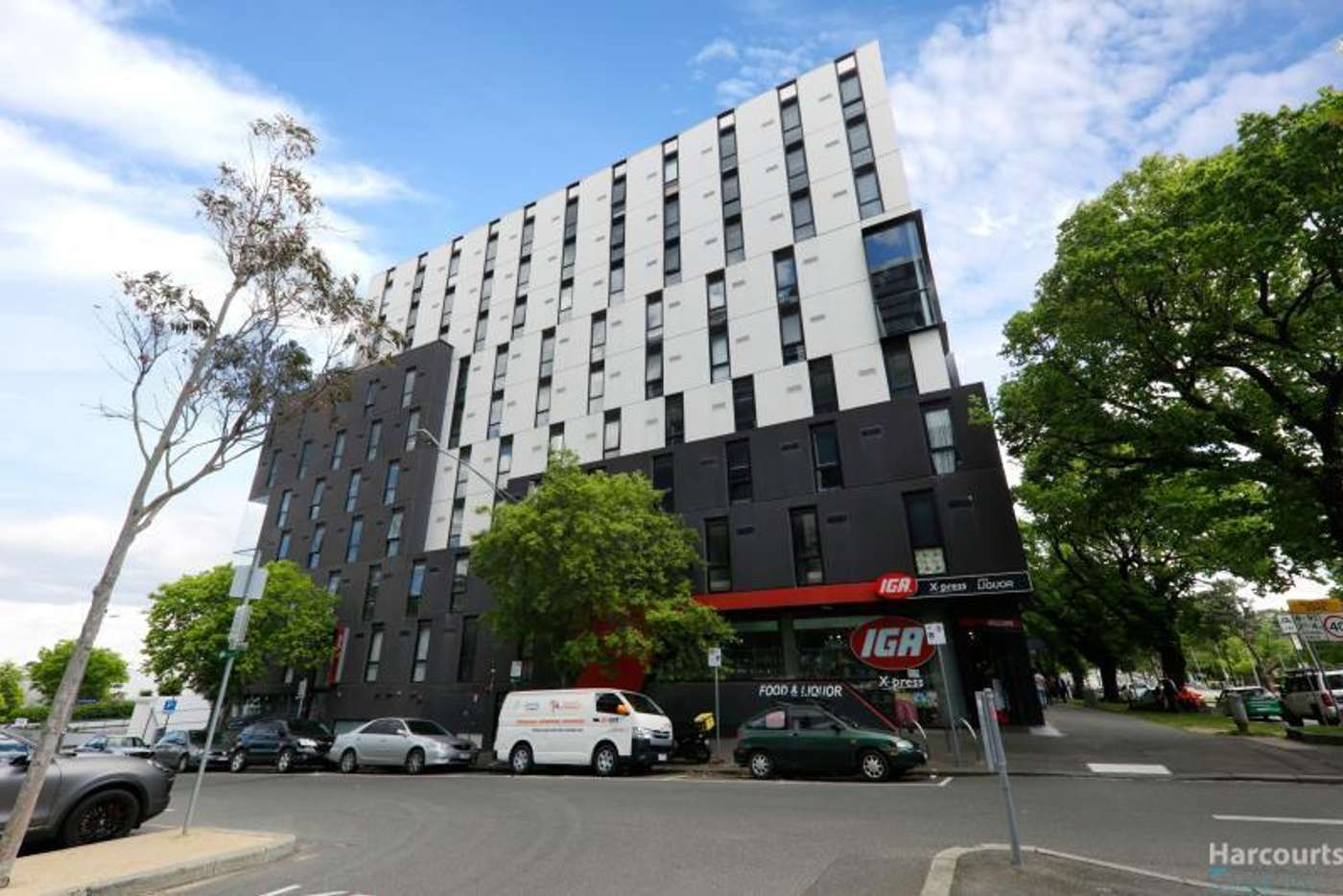Main view of Homely apartment listing, 230/55 Villiers Street, North Melbourne VIC 3051