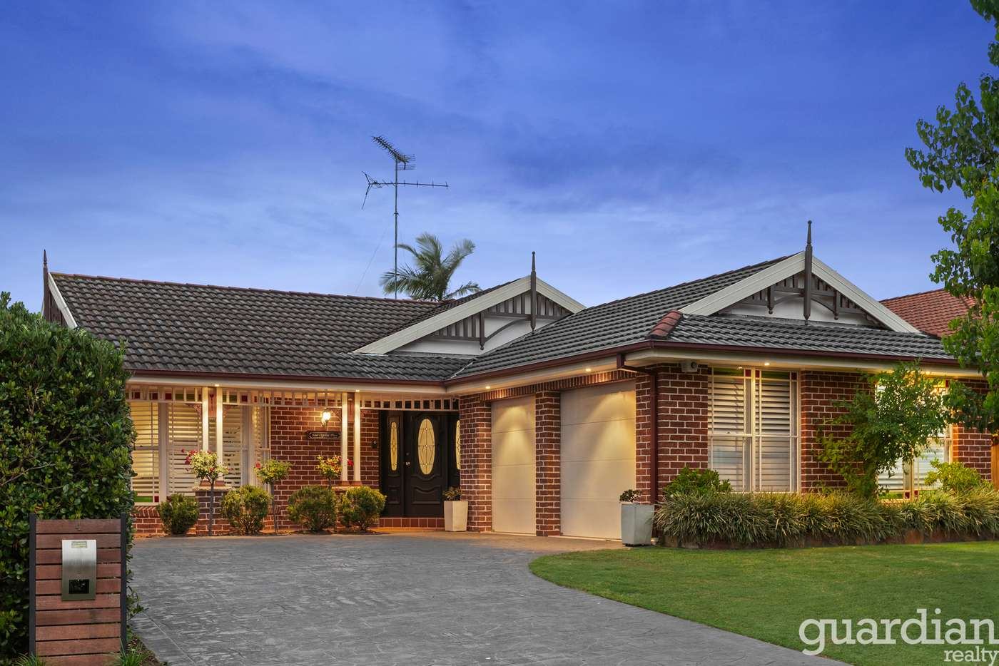 Main view of Homely house listing, 4 Cigolini Place, Kellyville NSW 2155