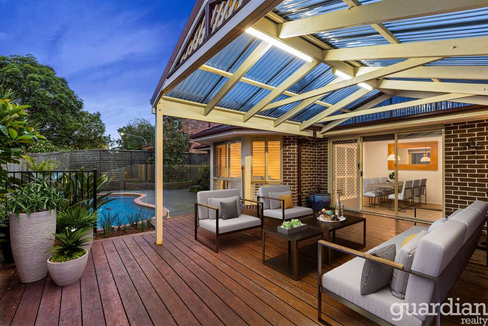 Second view of Homely house listing, 4 Cigolini Place, Kellyville NSW 2155