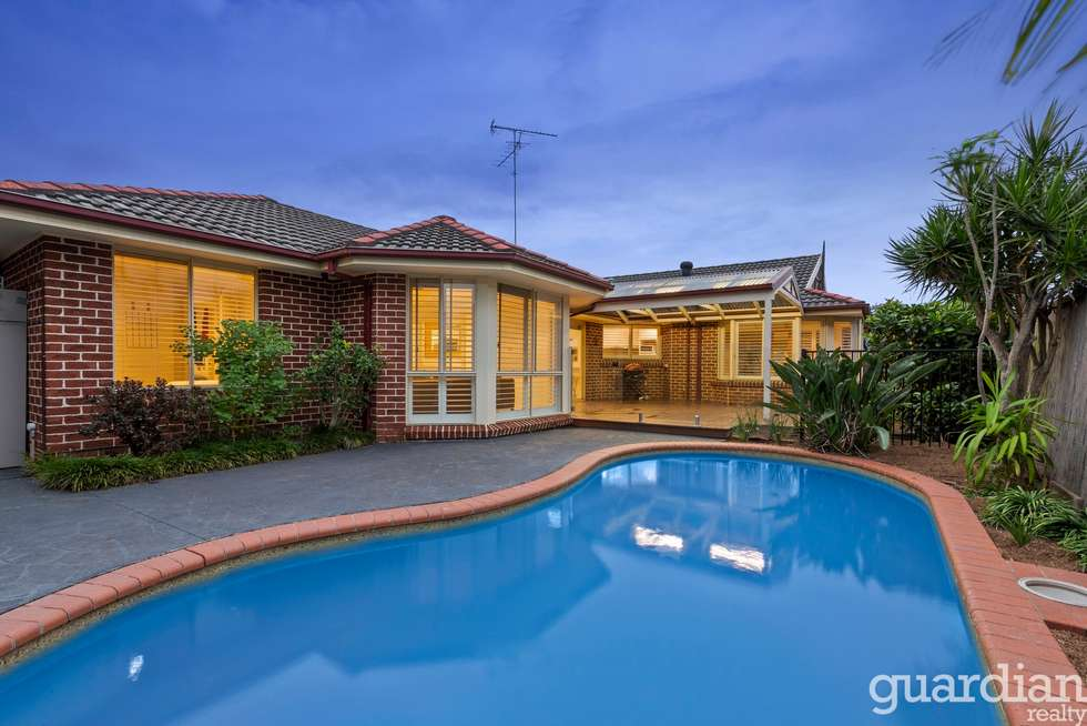 Third view of Homely house listing, 4 Cigolini Place, Kellyville NSW 2155