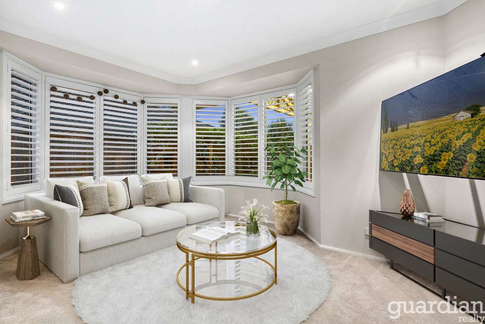 Fourth view of Homely house listing, 4 Cigolini Place, Kellyville NSW 2155