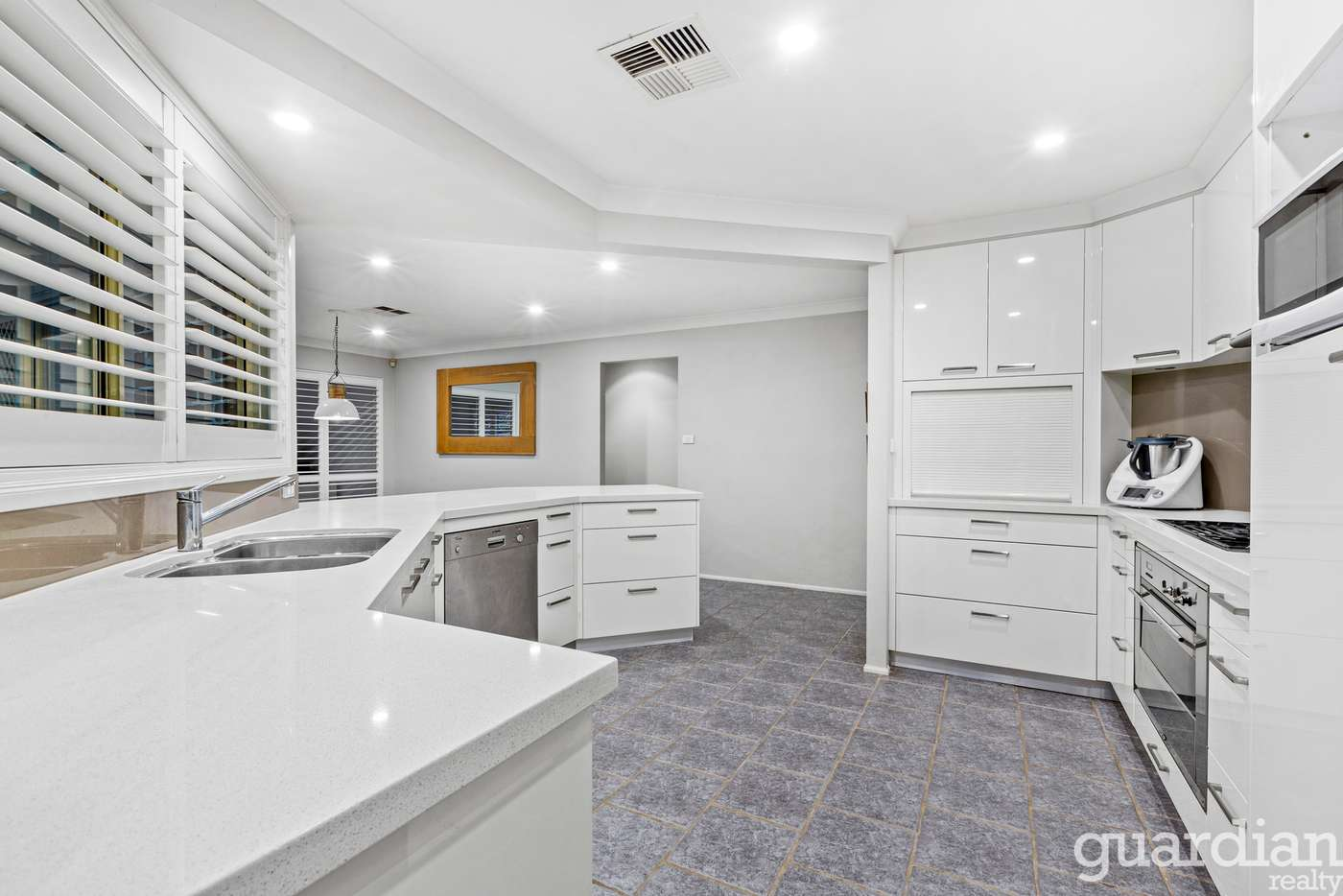 Fifth view of Homely house listing, 4 Cigolini Place, Kellyville NSW 2155