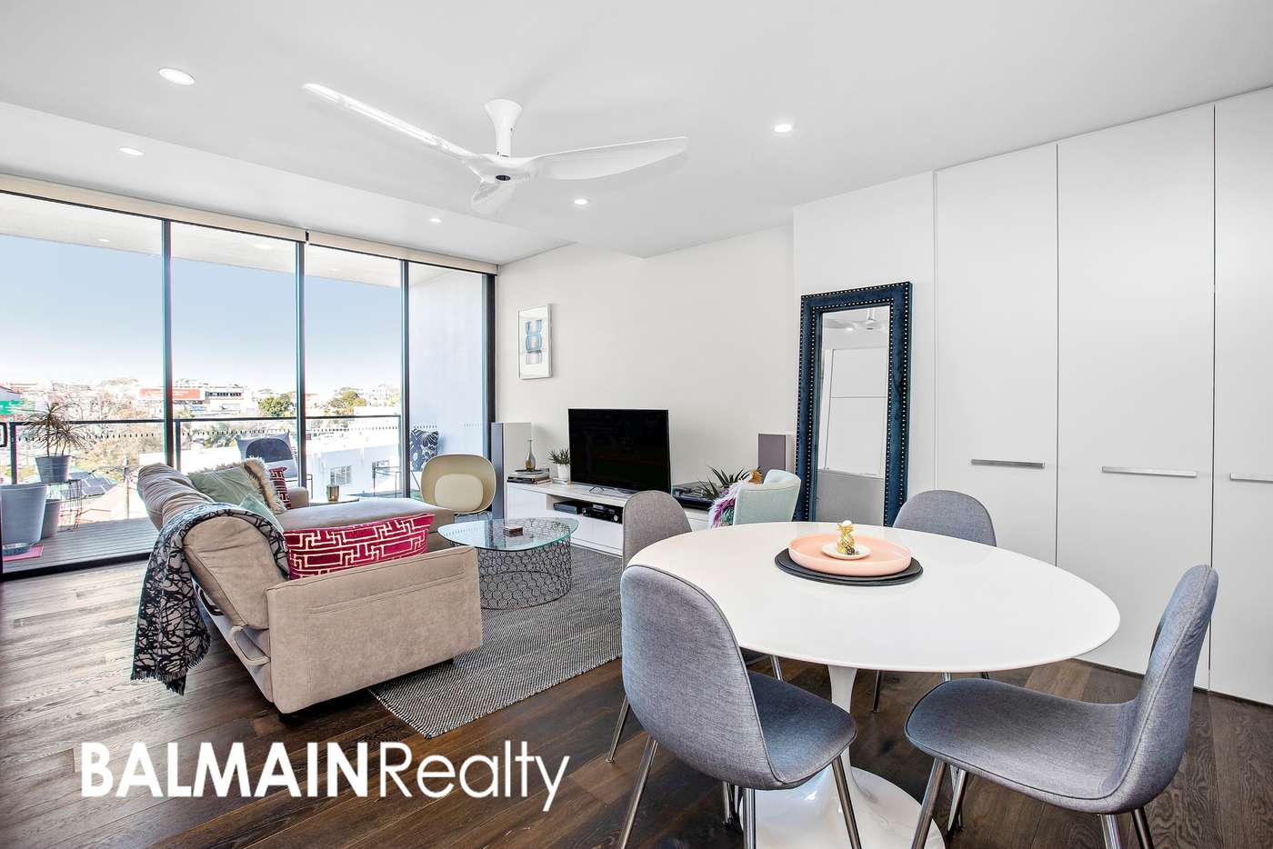 Main view of Homely apartment listing, 313/124 Terry Street, Rozelle NSW 2039