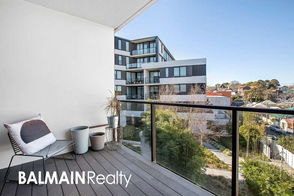 Second view of Homely apartment listing, 313/124 Terry Street, Rozelle NSW 2039