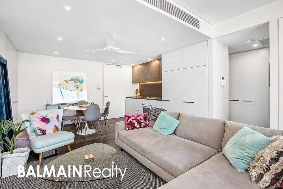 Third view of Homely apartment listing, 313/124 Terry Street, Rozelle NSW 2039