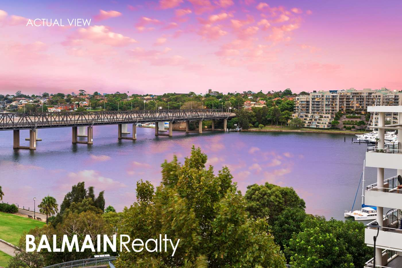 Main view of Homely apartment listing, 1009/27 Margaret Street, Rozelle NSW 2039