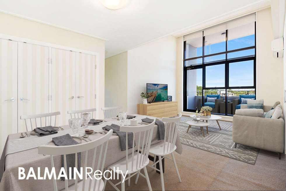 Second view of Homely apartment listing, 1009/27 Margaret Street, Rozelle NSW 2039