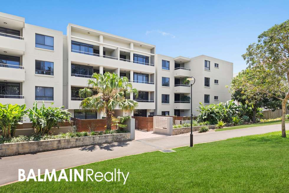 Third view of Homely apartment listing, 1009/27 Margaret Street, Rozelle NSW 2039