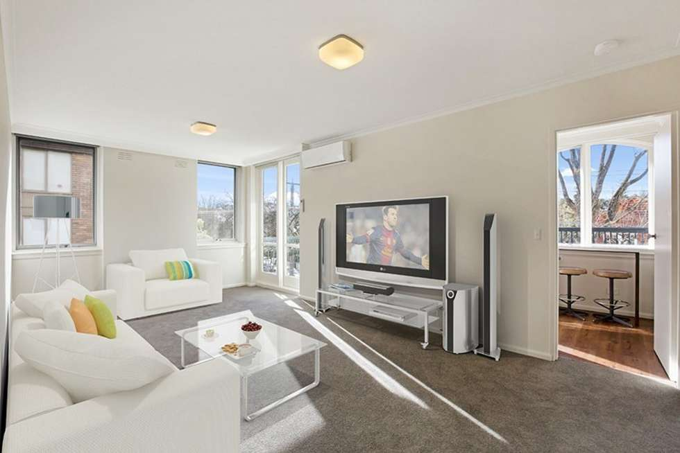 Second view of Homely apartment listing, 13/31 Kensington Road, South Yarra VIC 3141