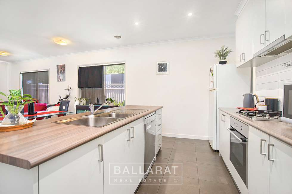 Second view of Homely townhouse listing, 12 Ranlea Place, Sebastopol VIC 3356
