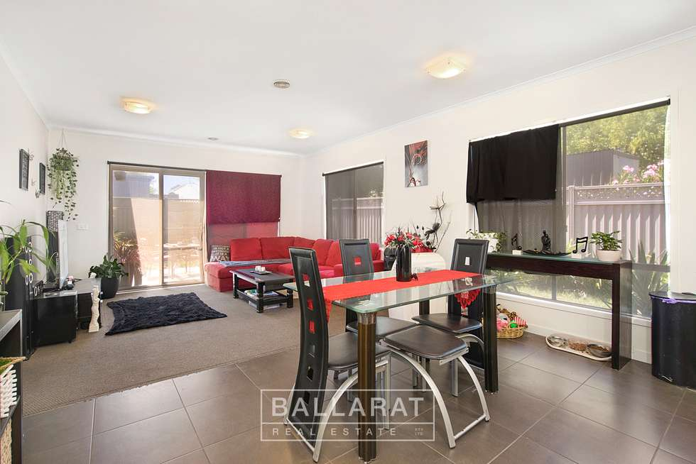 Third view of Homely townhouse listing, 12 Ranlea Place, Sebastopol VIC 3356