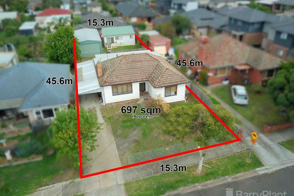 Second view of Homely house listing, 15 Isla Avenue, Glenroy VIC 3046