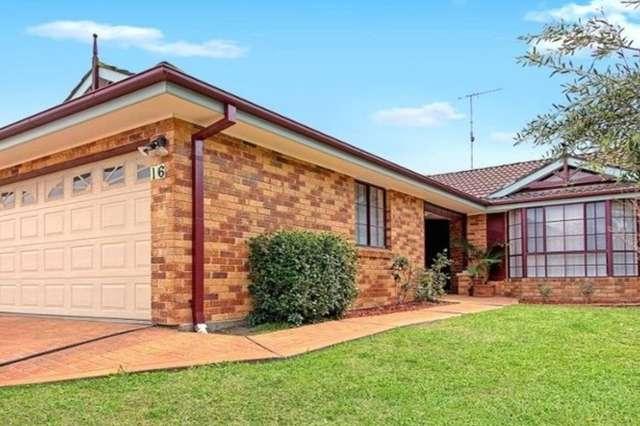 16 Dongola Circuit, Schofields NSW 2762