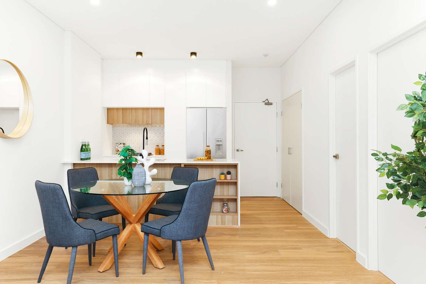 Main view of Homely apartment listing, 102/2 Murrell Street, Ashfield NSW 2131