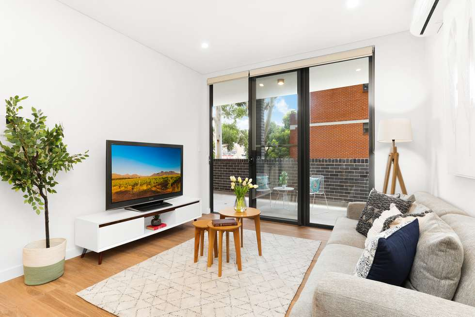 Second view of Homely apartment listing, 102/2 Murrell Street, Ashfield NSW 2131
