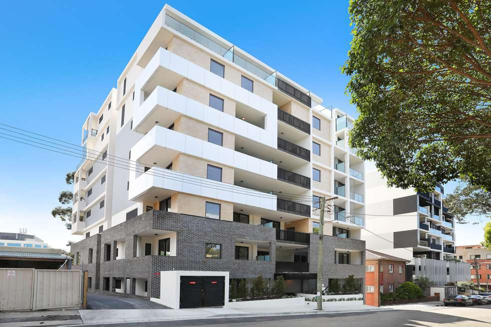 Fourth view of Homely apartment listing, 102/2 Murrell Street, Ashfield NSW 2131